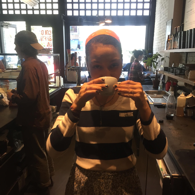Jeanea Walker, Gimme! Coffee