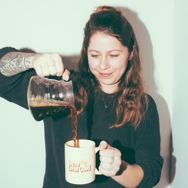 Tamara South, Blanchard's Coffee Roasting