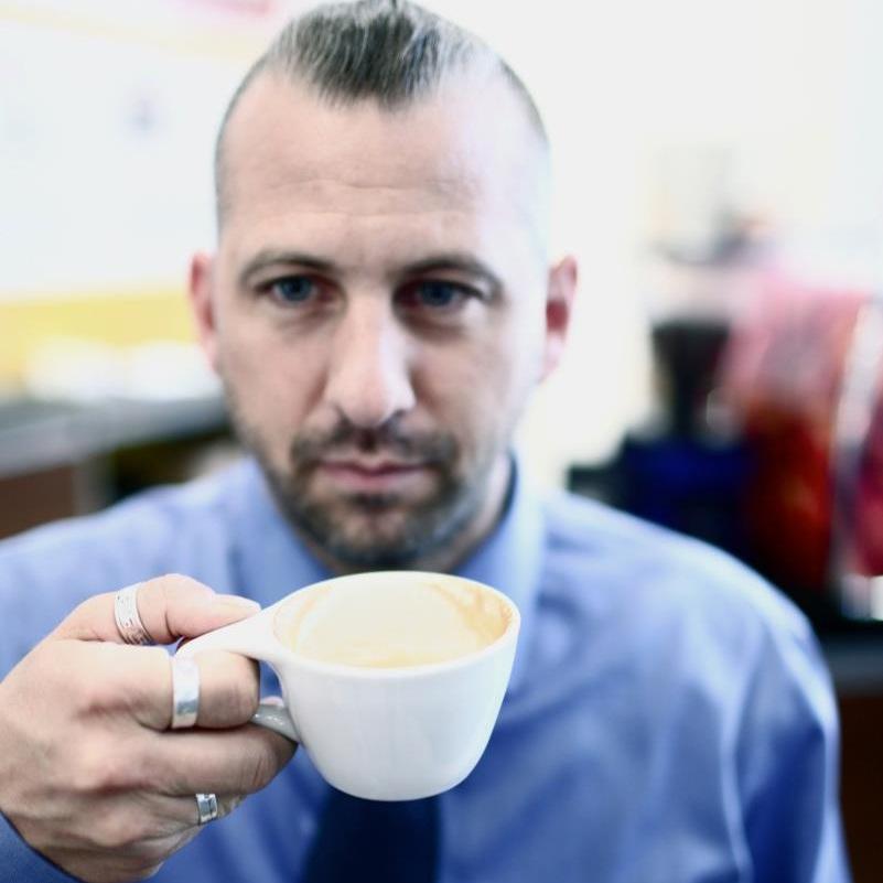 Scott Conary, Caffe Driade