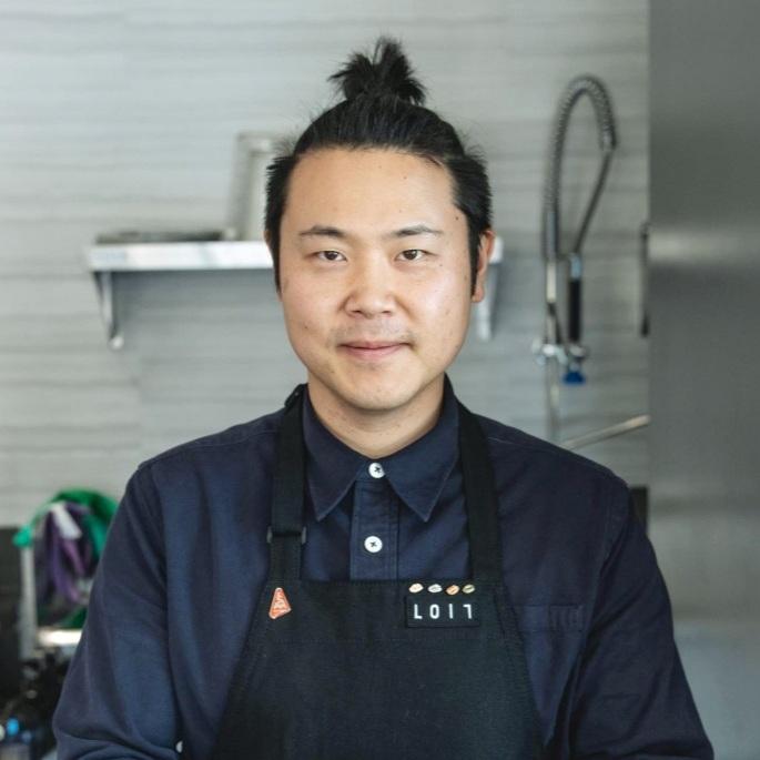 Hyoung wuk (Luke) Jung, Loit Cafe