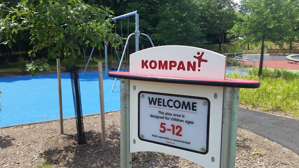 Kemp Mill Park, Maryland