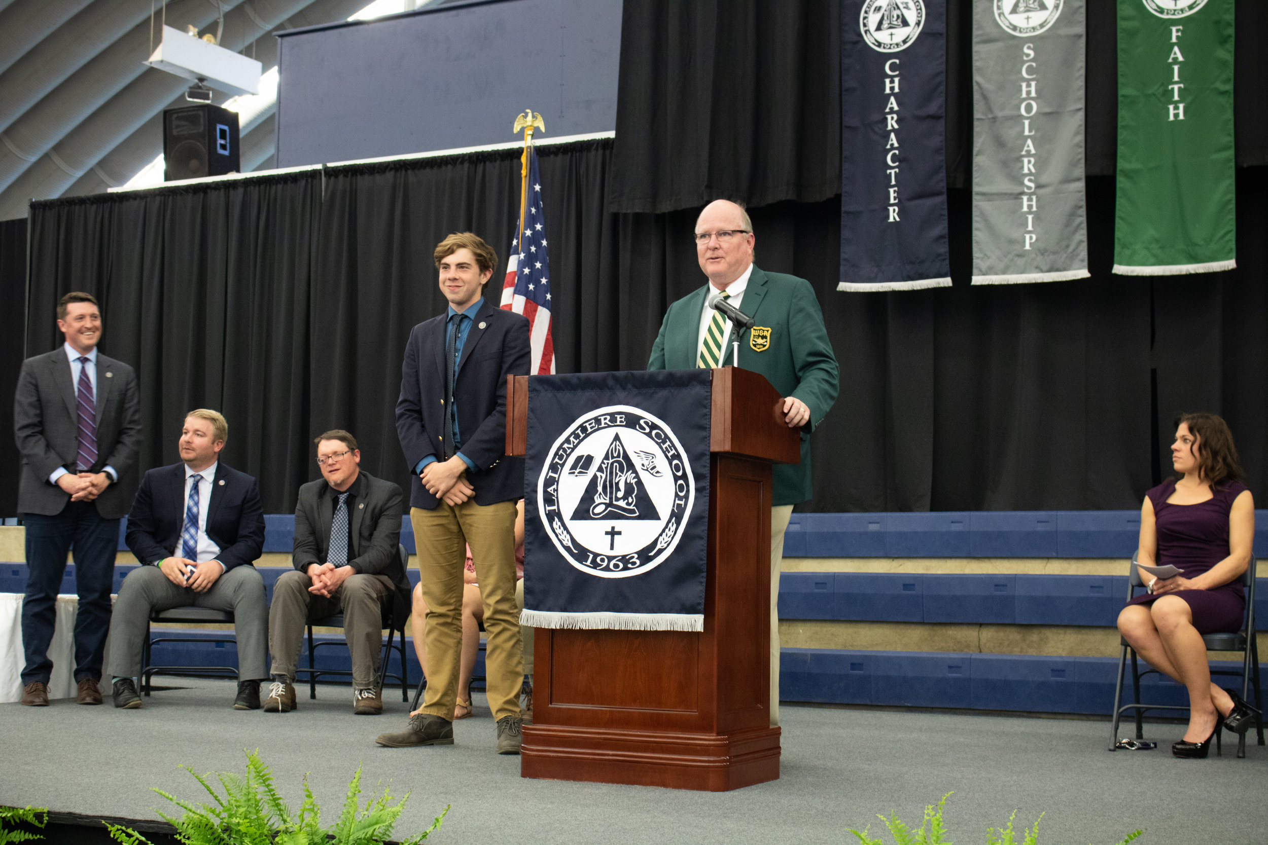 Ben Ruszkowski '19 is the recipient of a Chick Evans Scholarship for Caddies