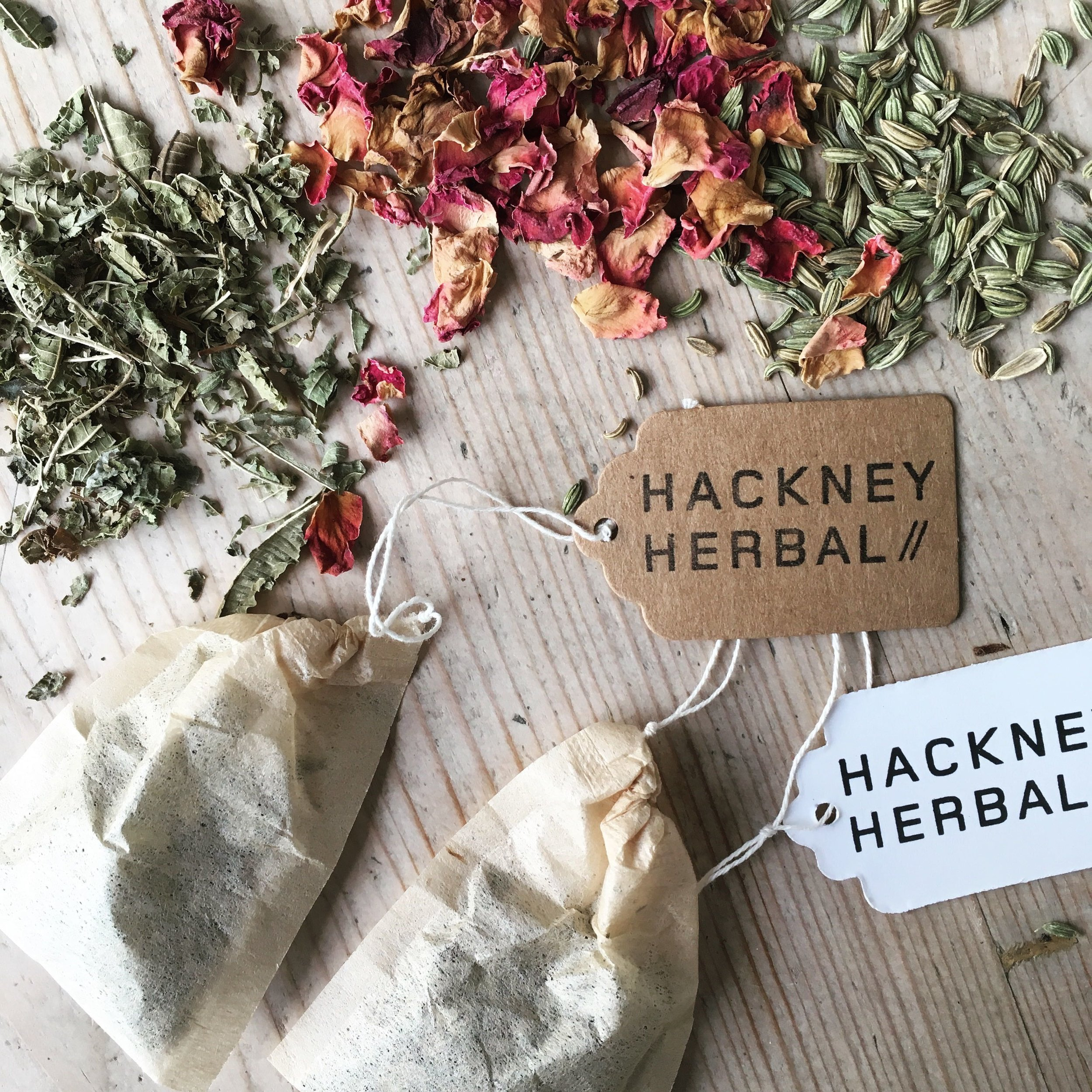 Hackney Herbal | Herbal Tea Bags + Rose.jpg