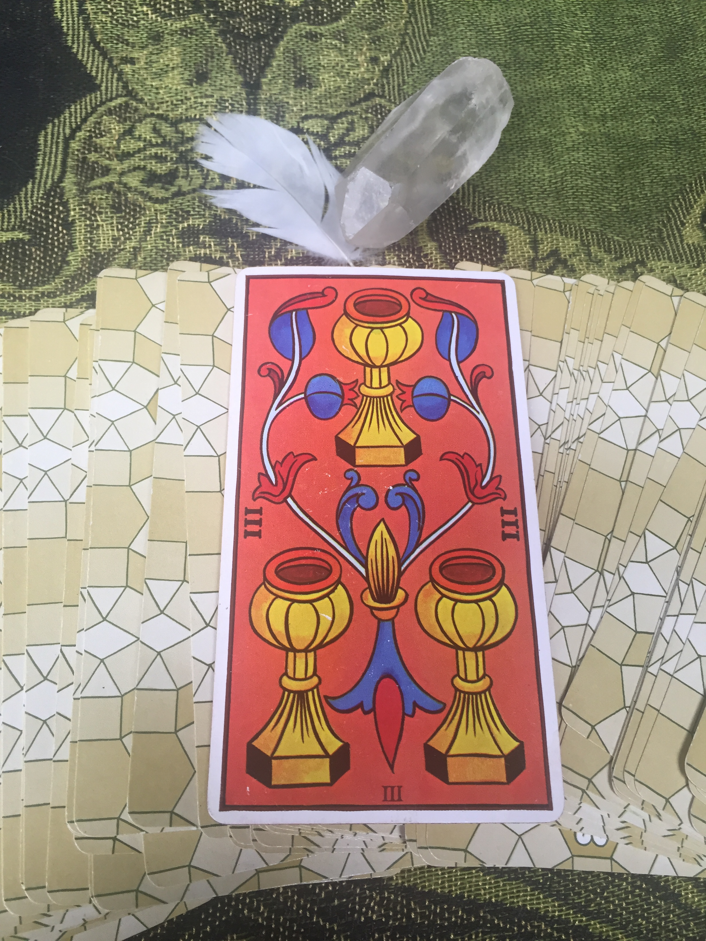 Tarot Party Package 1 - * This is a chance to have me at your event as the main attraction or as an additional offering. It is $150 for 2 hours. Readings are normally about 15 minutes, which makes this party account for 6-8 guest's. Additional hours can be purchased separately at $75/hr.