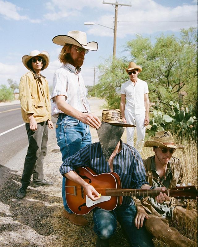 """JUST ANNOUNCED: @timbreconcerts presents @deerhuntermusic on tour to support their latest release """"Why Hasn't Everything Already Disappeared?"""" on July 15 @commodoreballroom with special guest @catelebon. Get more info at timbreconcerts.com."""