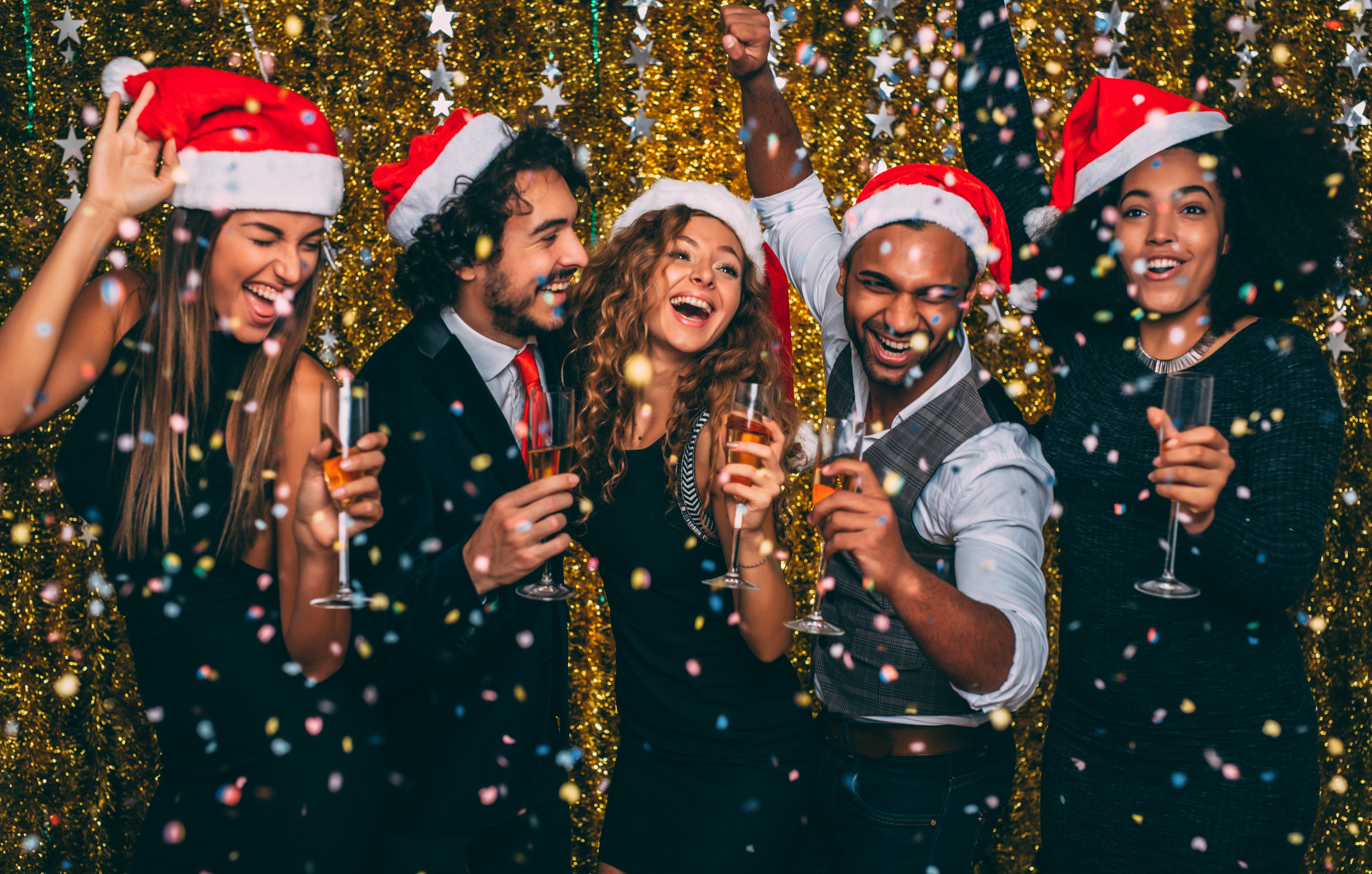 Holiday - Rock Out with the Commodore Ballroom! From lively company parties to festive social gatherings, we create holiday memories that last a lifetime. Whether you're looking to feature inflatable games, interactive performances, or an ice bar, host the most iconic event of the season with us!