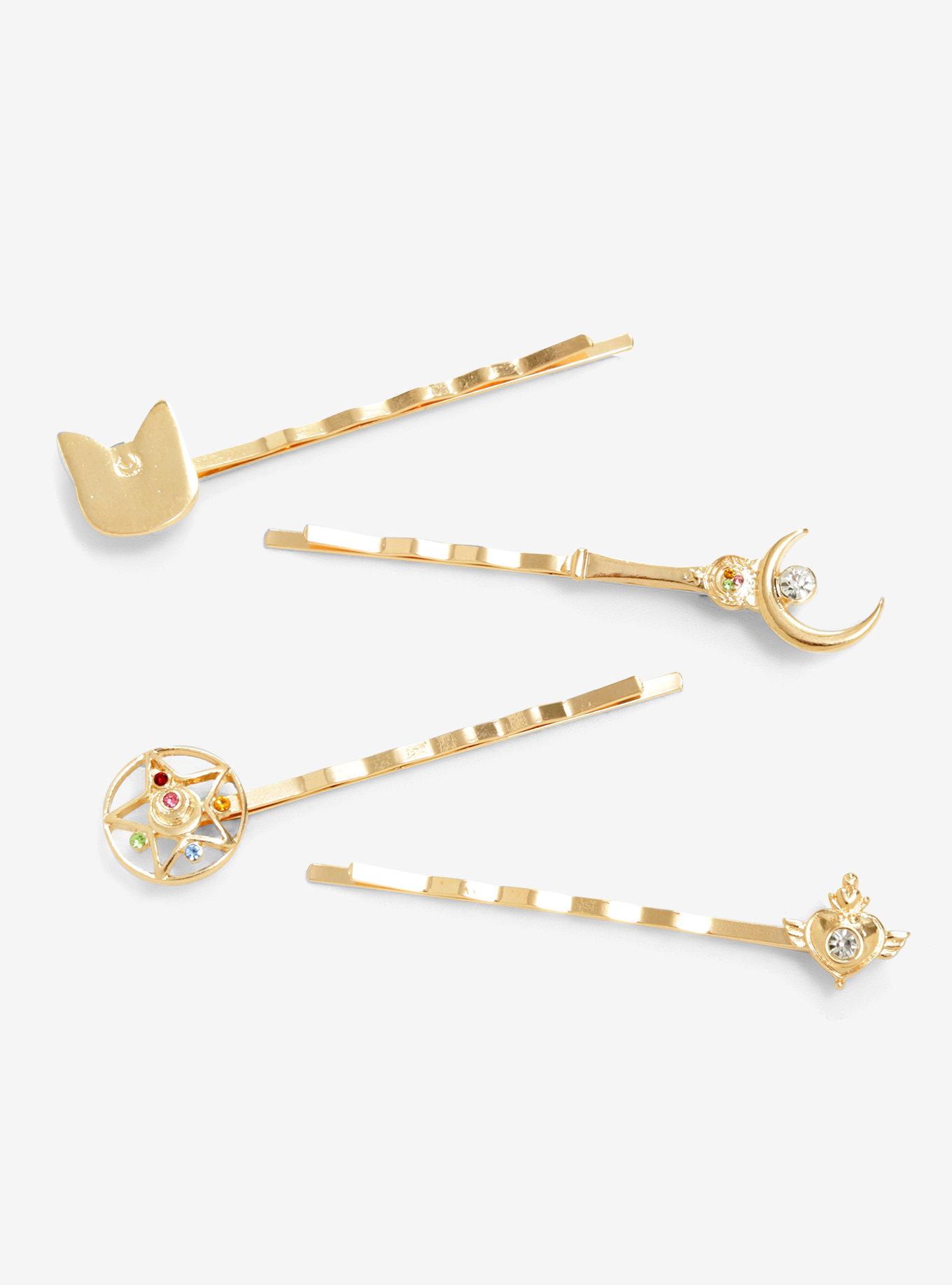 Sailor Moon Bobby Pin Set