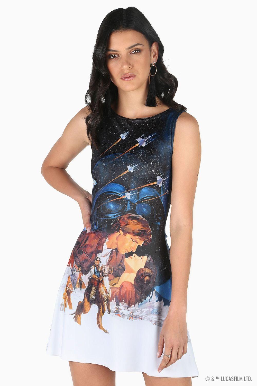 The Empire Strikes Back Play Dress