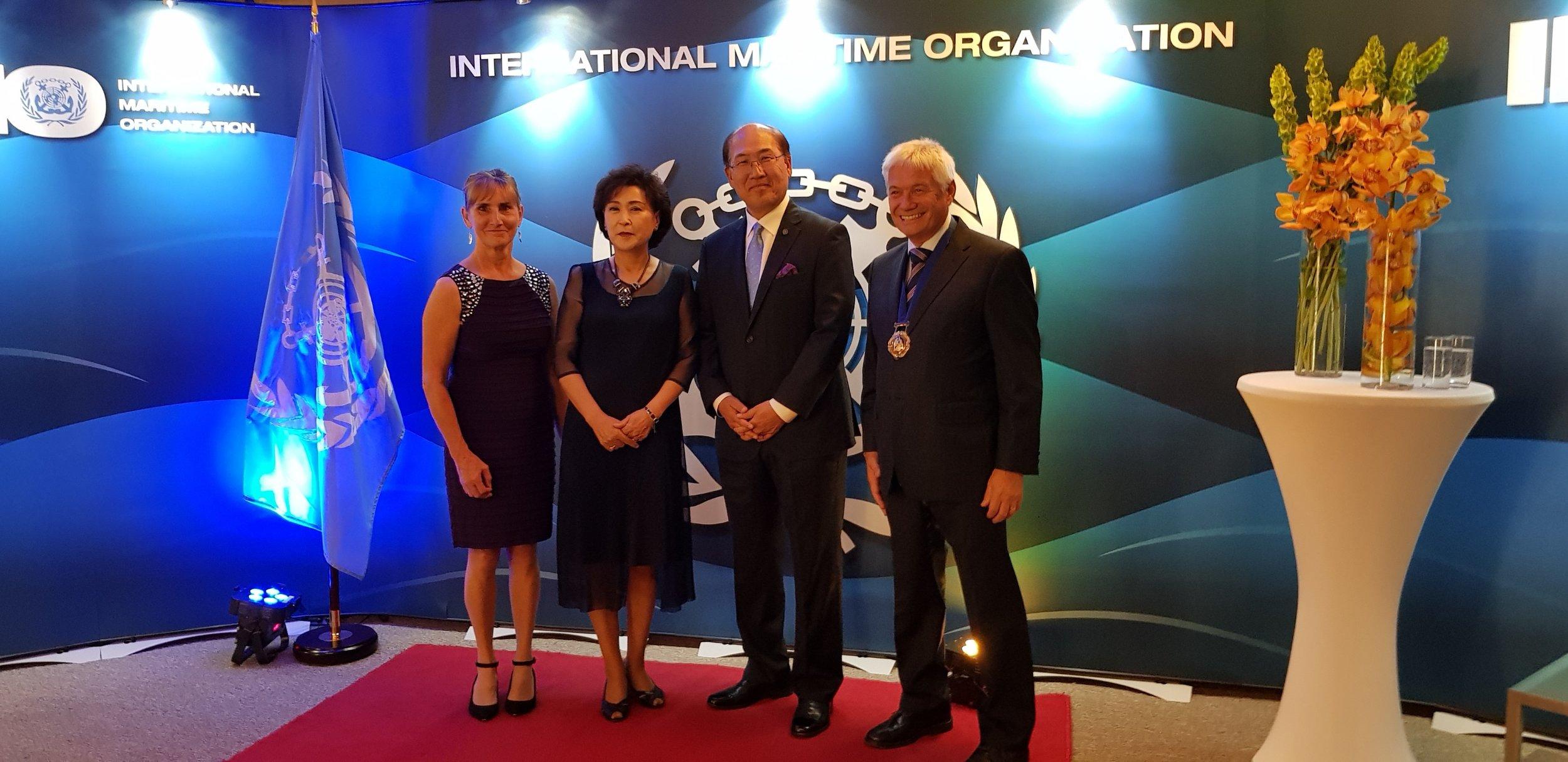 World Maritime Day celebrated at International Maritime Organisation Headquarters