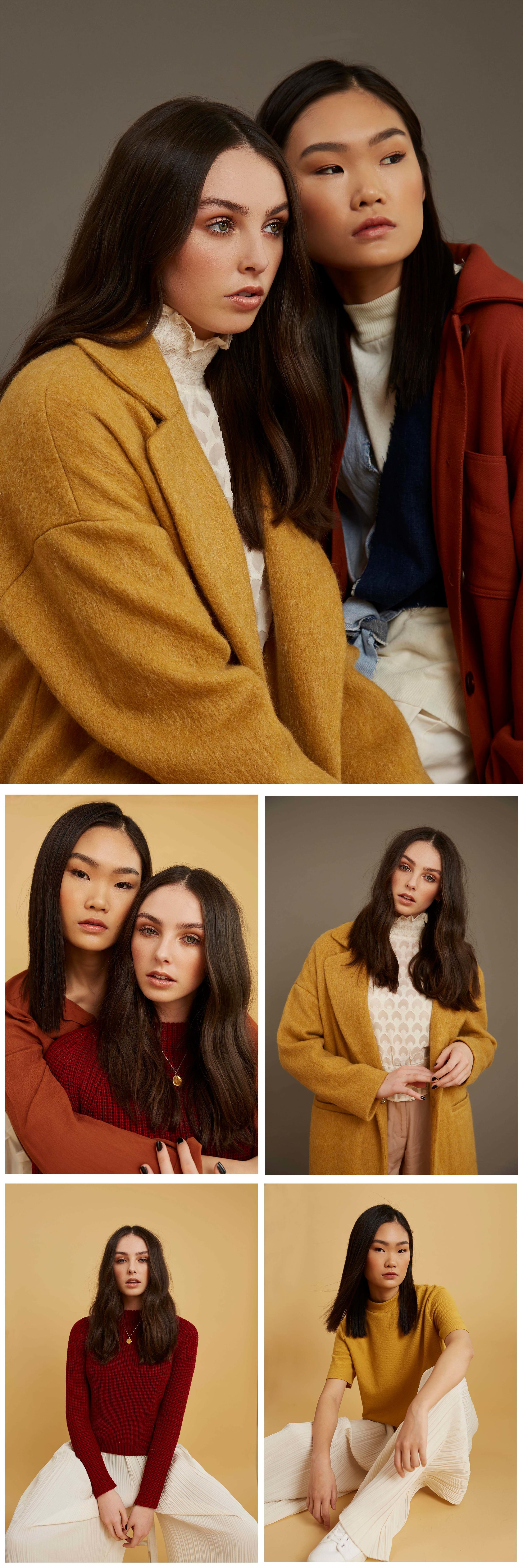 Autumnal Hues photographed by Rosie Butcher