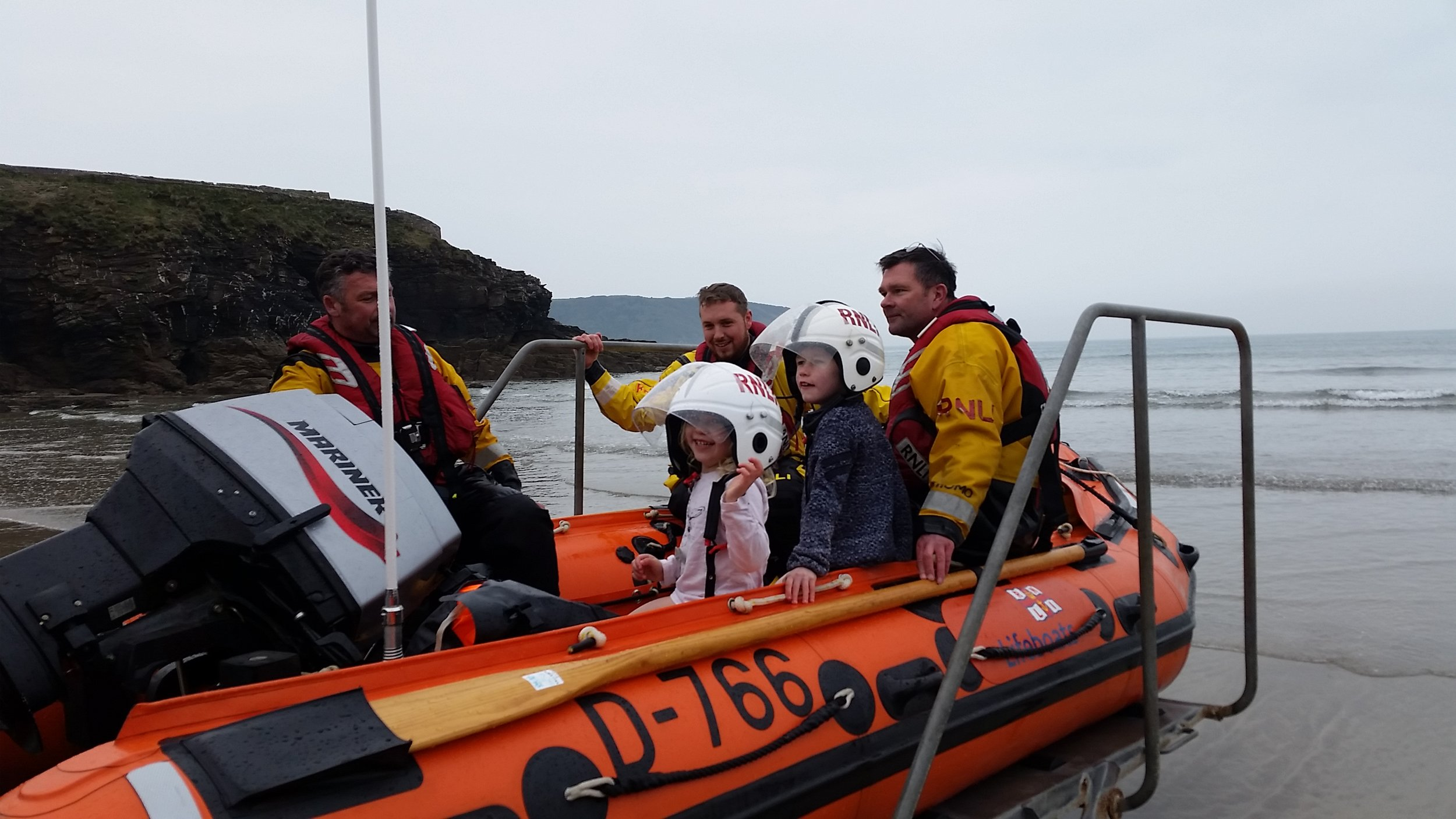 RNLI - New recruits