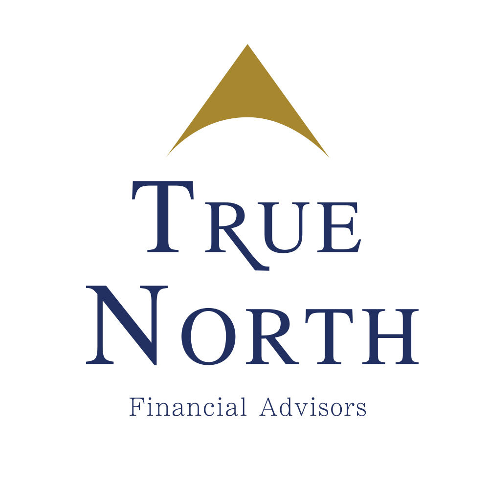True North Financial Advisors Logo Stacked