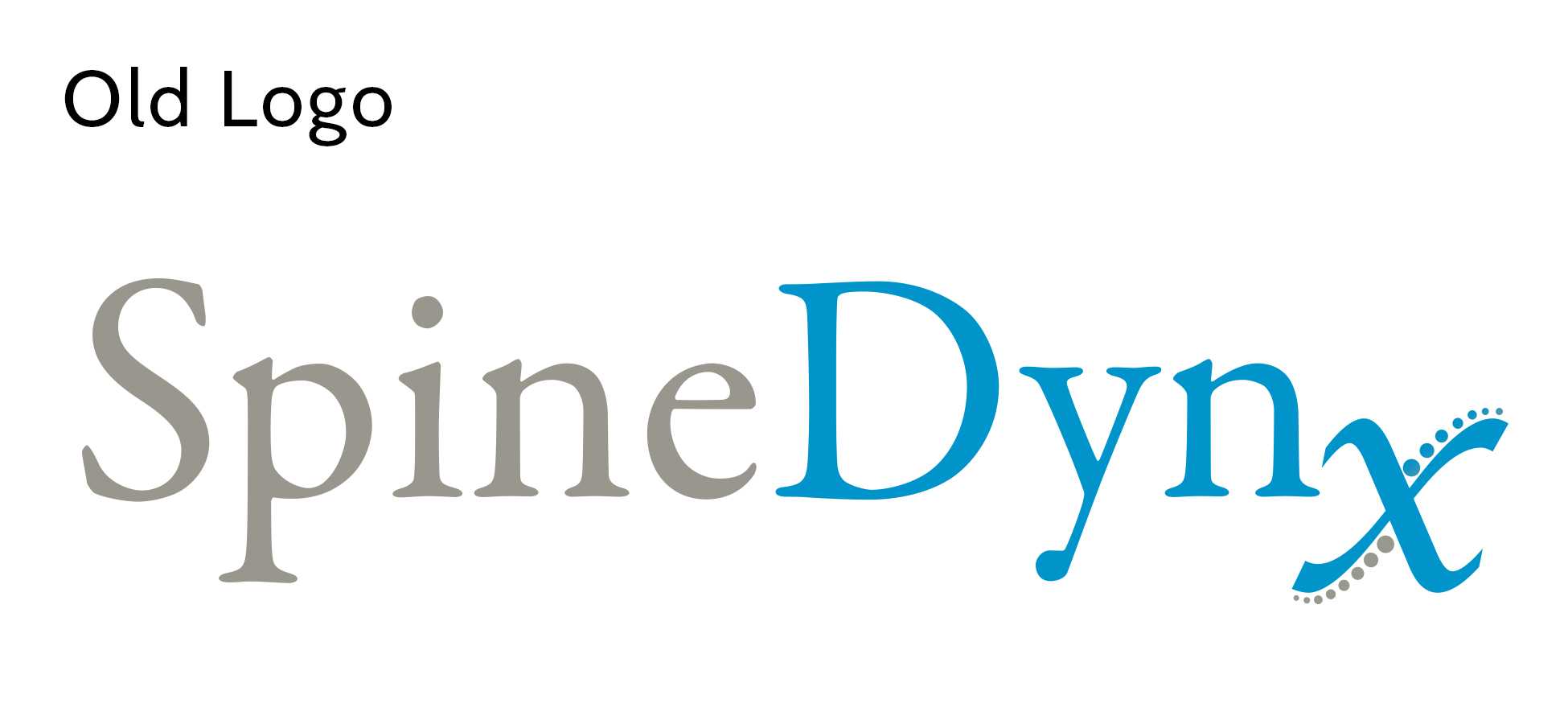SpineDynx Logo Before