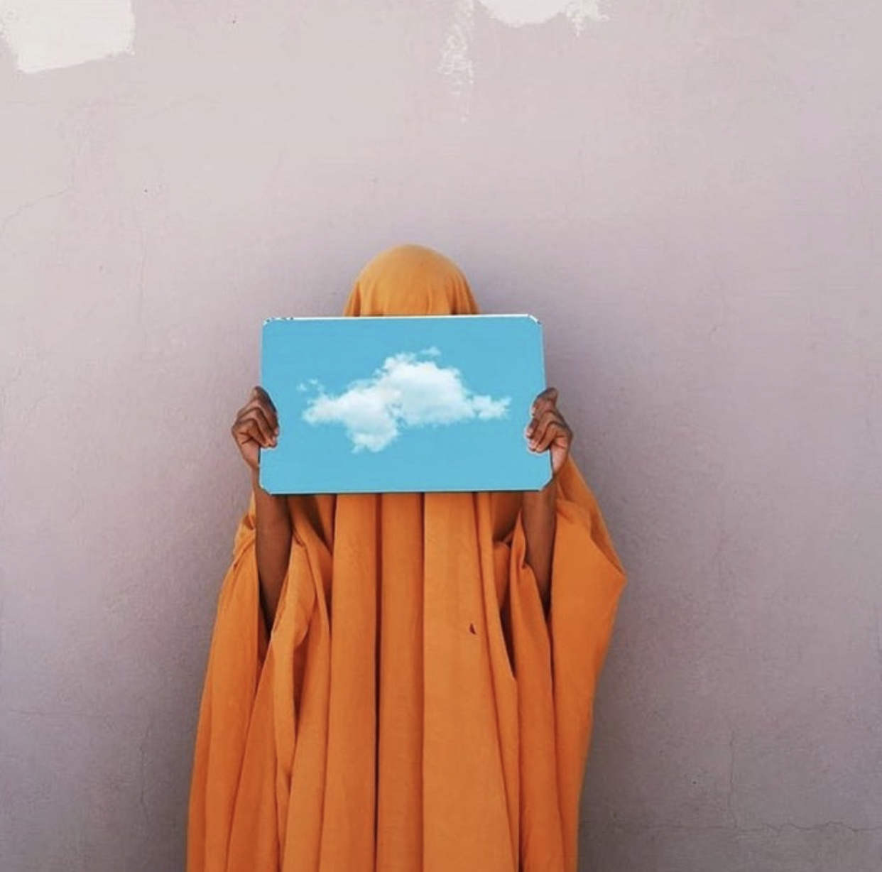 An image that inspired me by @I4artiste in Morocco