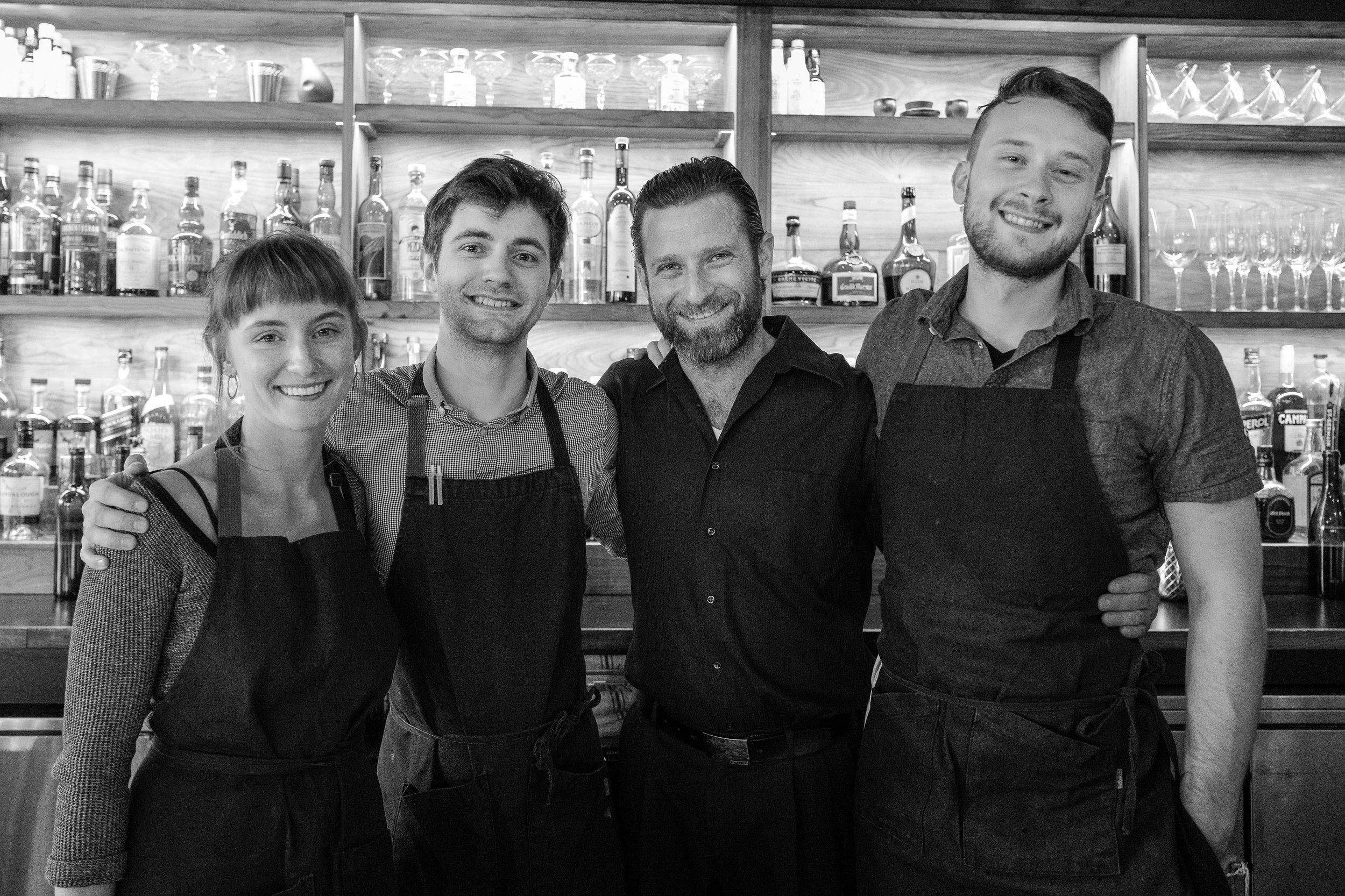 Bar Team by Colin Raney