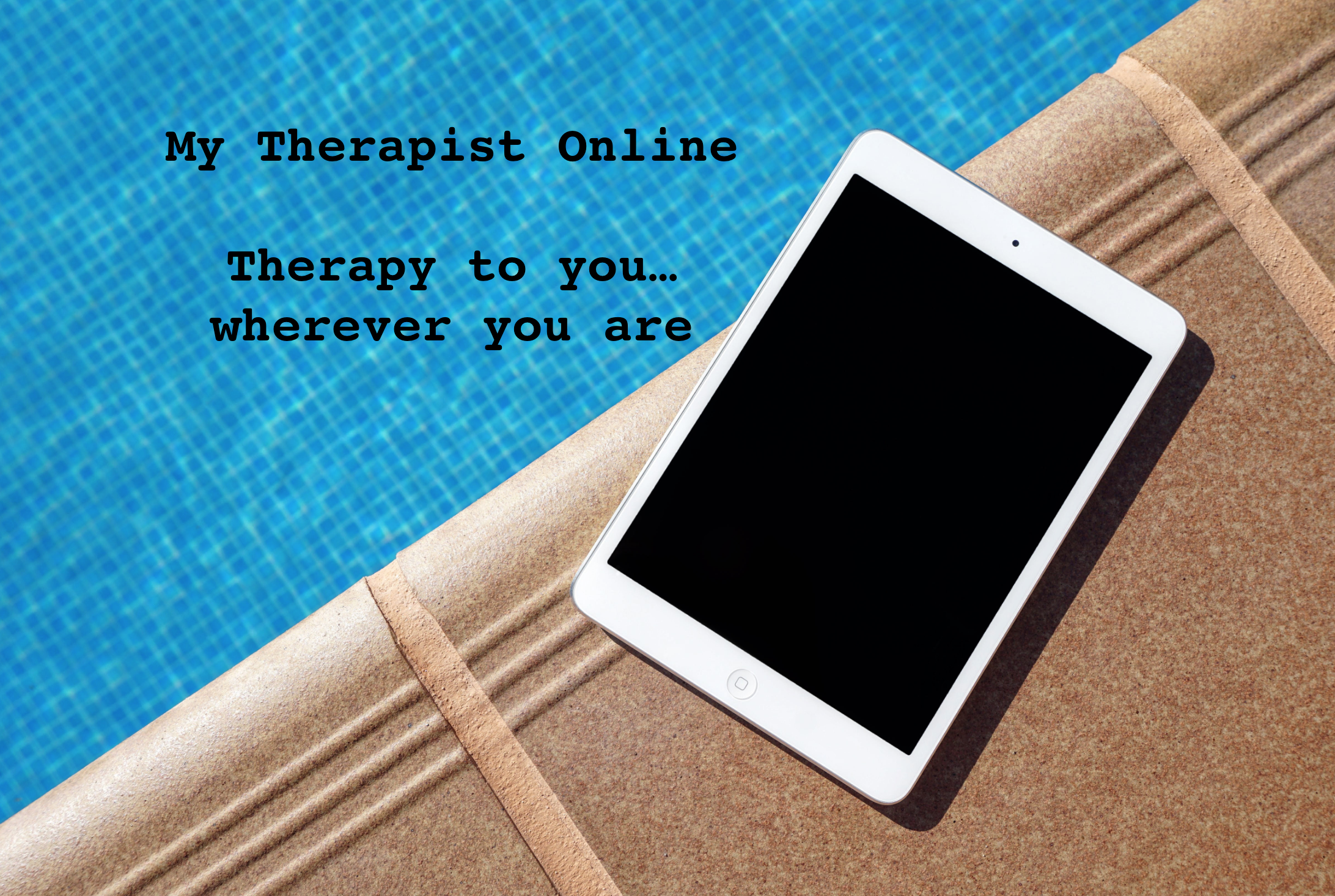 Online Therapy - UK - CBT - My Therapist Online from anywhere