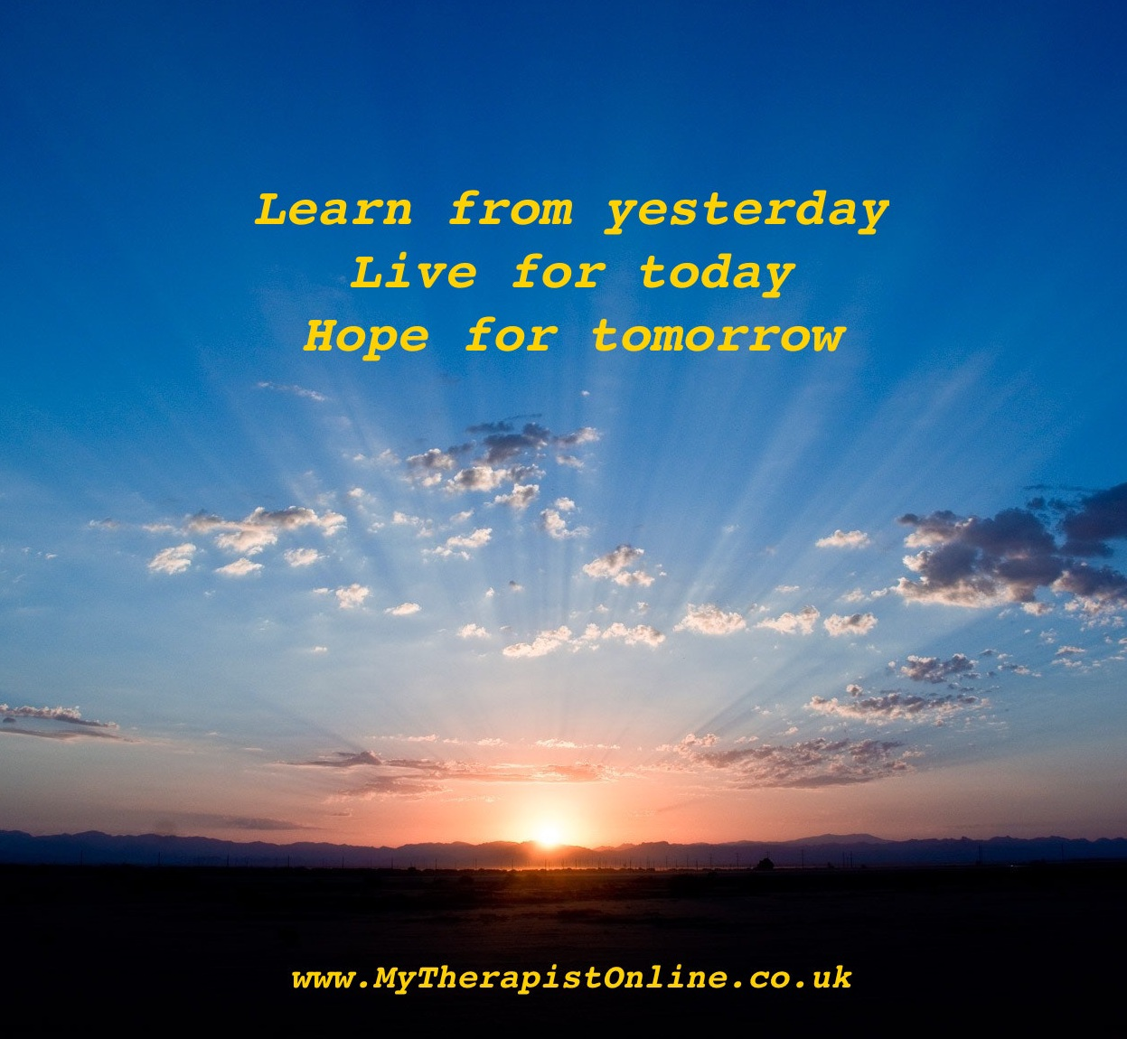 Online Therapy - UK - CBT - Thrive