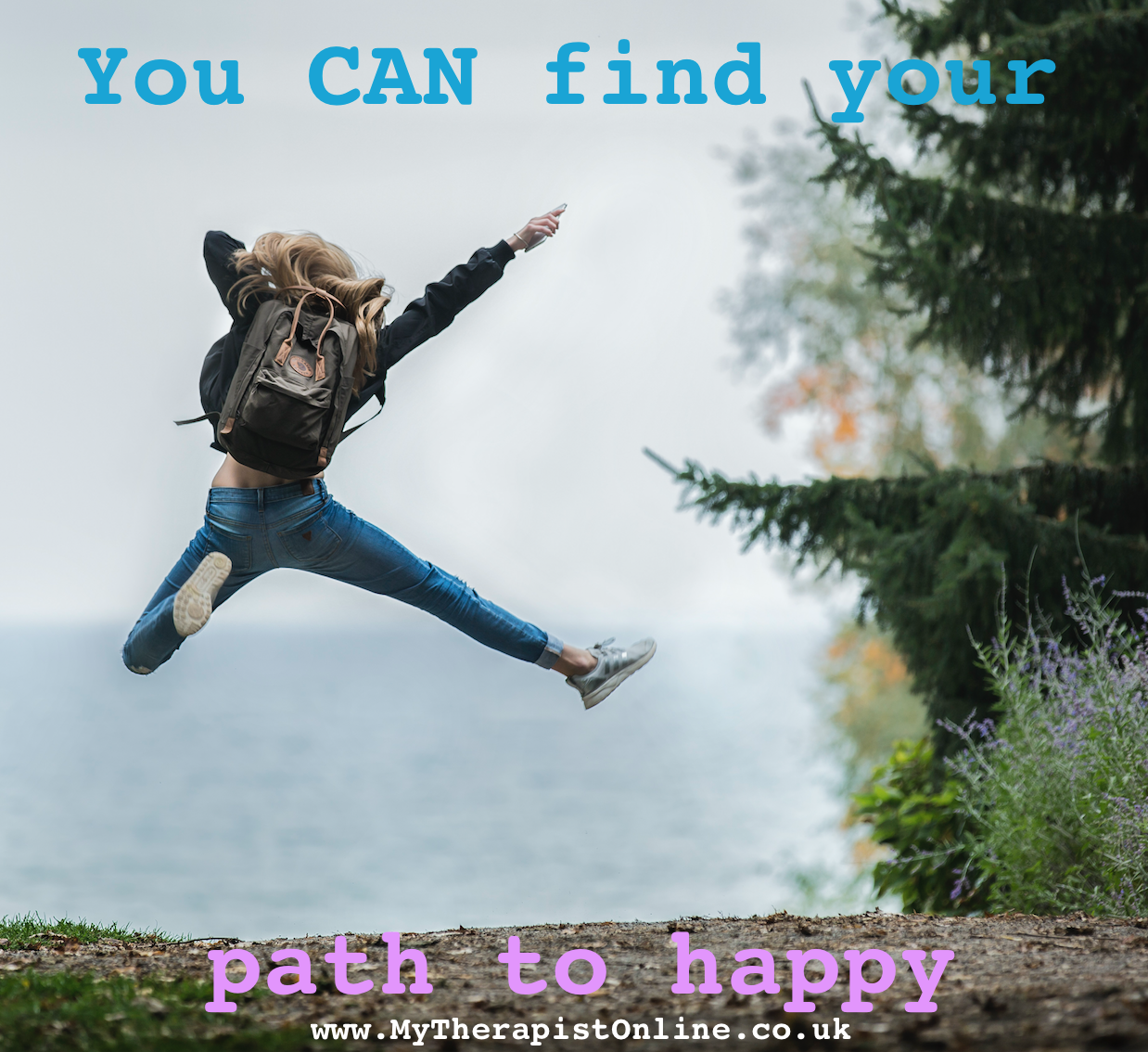 Path to happy - online cbt therapy