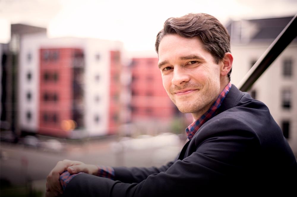 Jason Allen Ashlock, Partner at Frontier Press