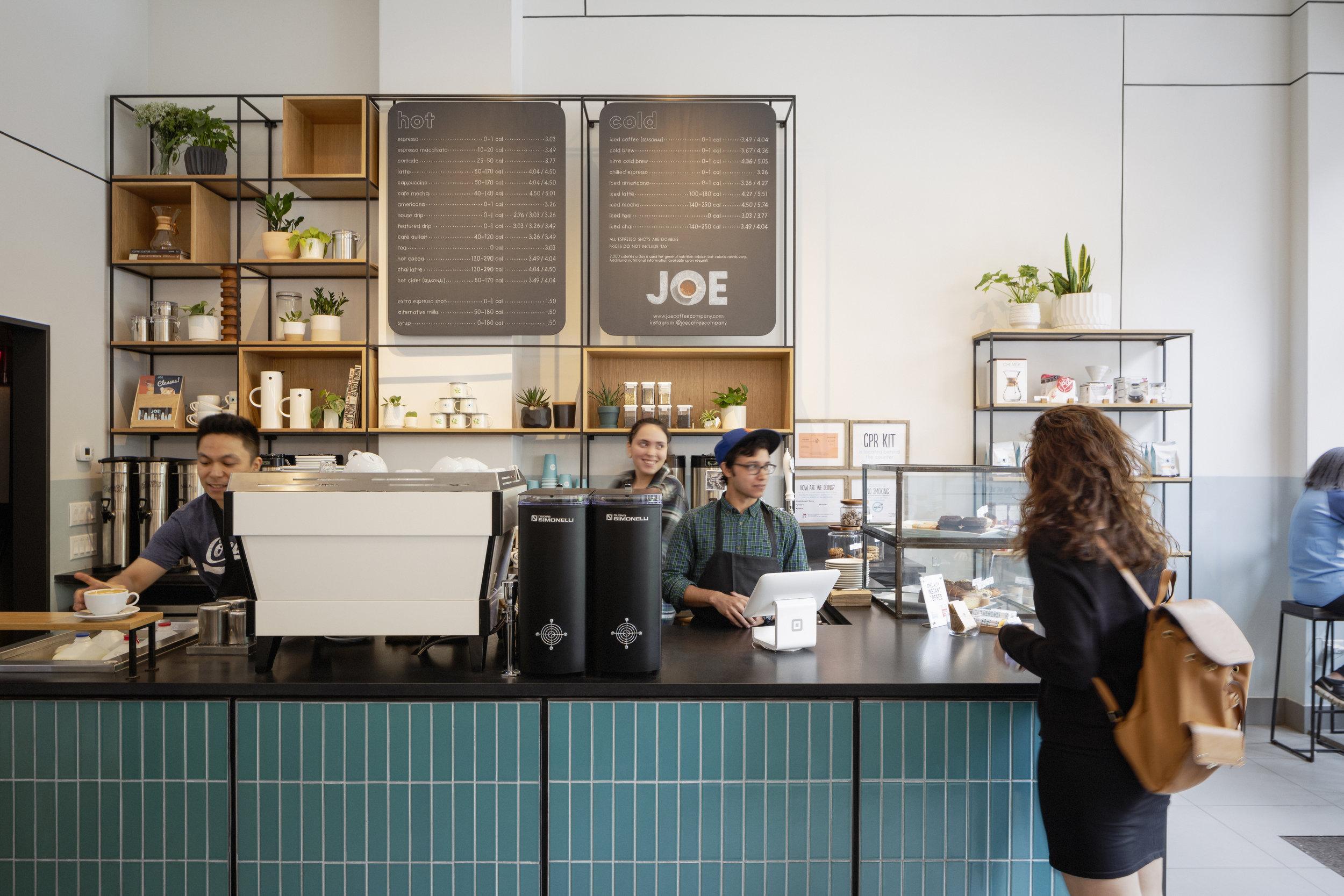 JOE COFFEE - UPPER WEST SIDE