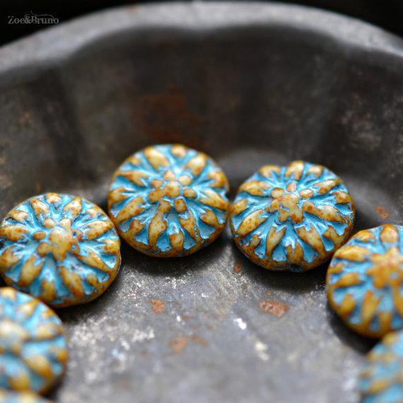 Zoeandbruno beads