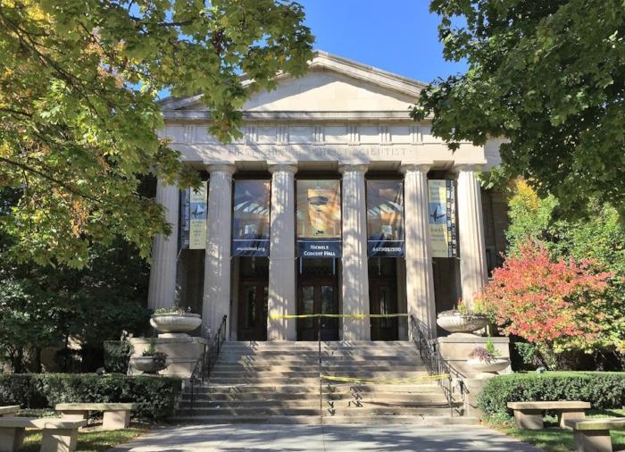 Nichols Hall, Evanston, IL