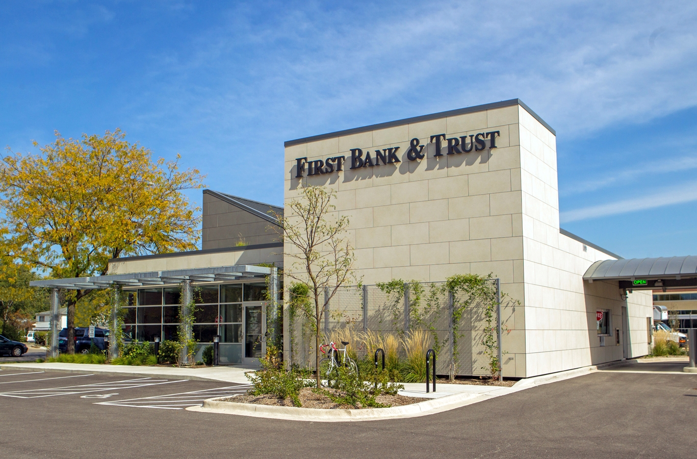 First Bank & Trust, Dempster Street Branch