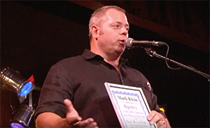 Induction to the Blues Hall of Fame