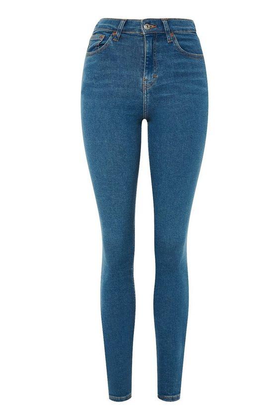 Blue Denim Jean
