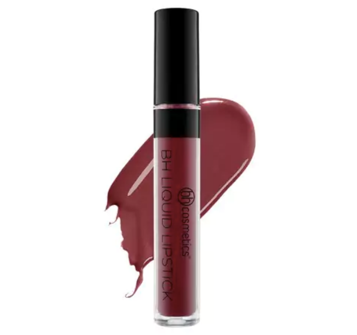 BH Liquid Lipstick - Long-Wearing Matte Lipstick: Lust