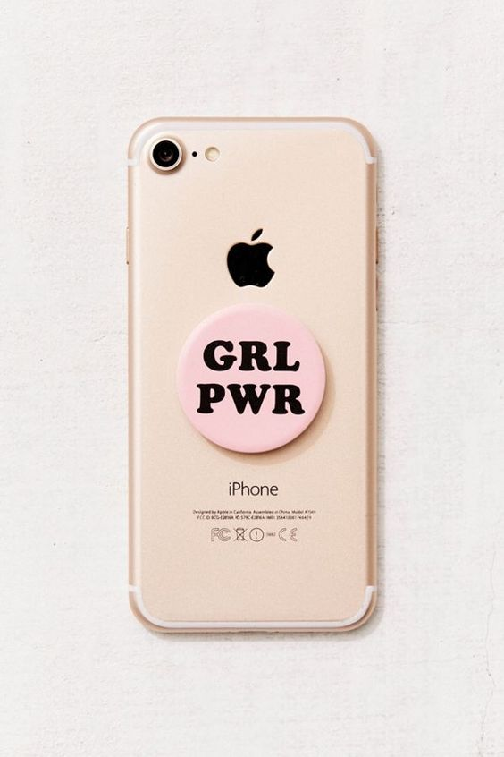 PopSockets GRL PWR Phone Stand