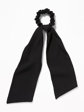 Scarf Hair-Tie for Women by: Old Navy