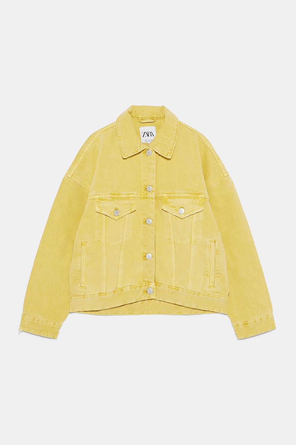 COLORED DENIM JACKET DETAILS 49.90 USD