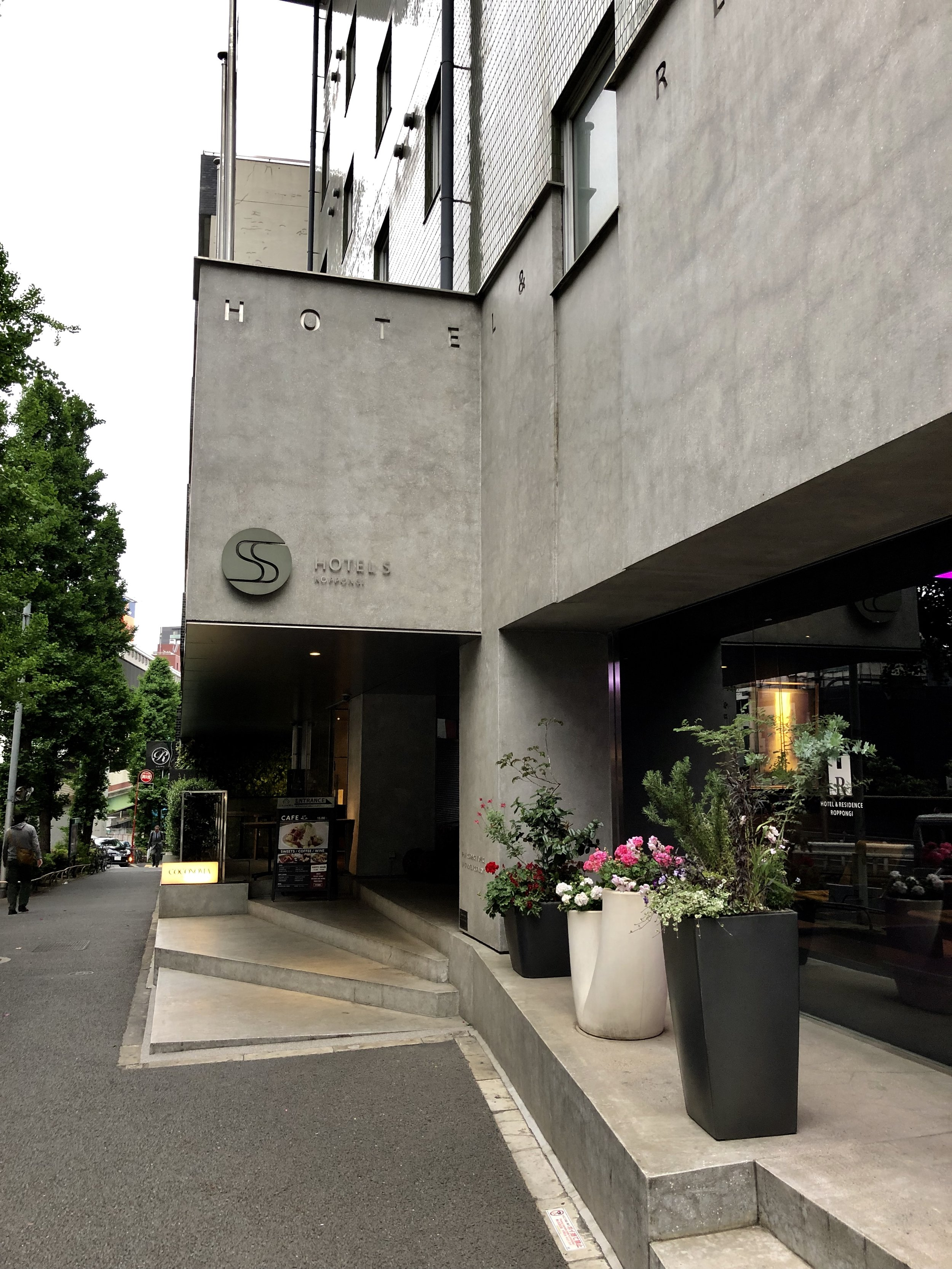 Hotel and Residence Hotel S