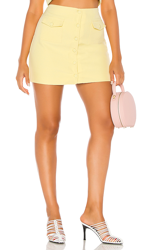 Mini Skirt -