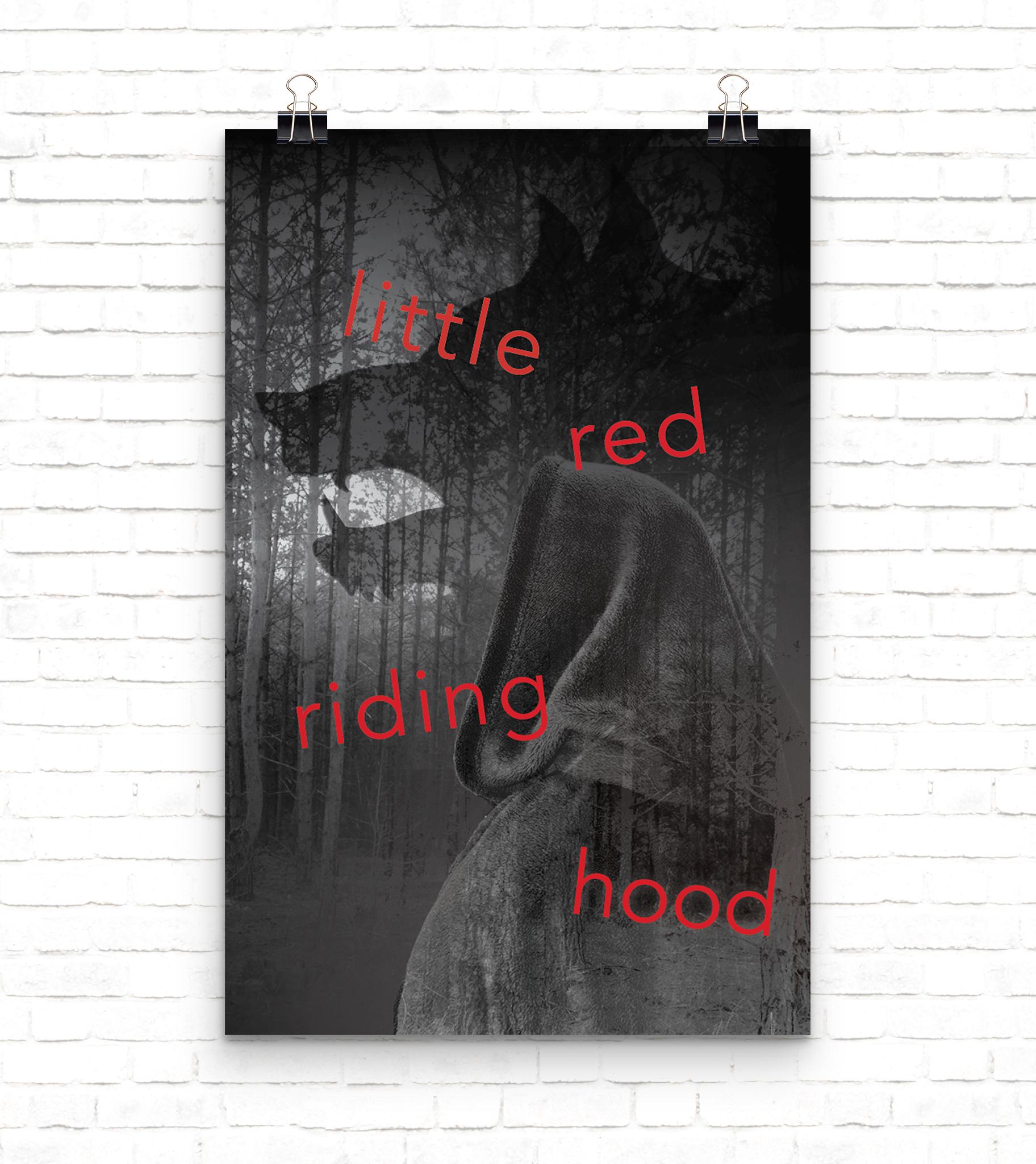 :final Little Red Riding Hood poster