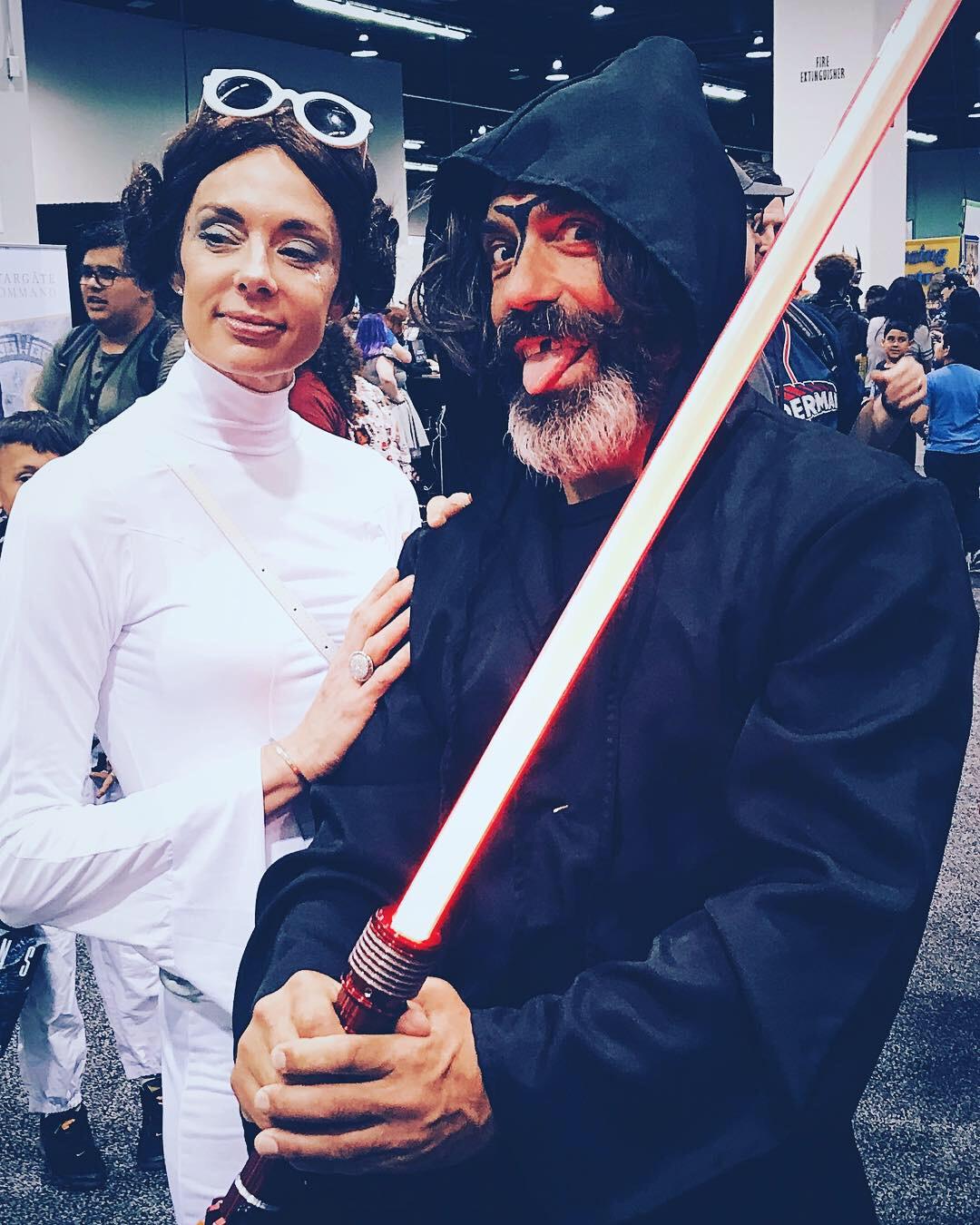 Me & Leia