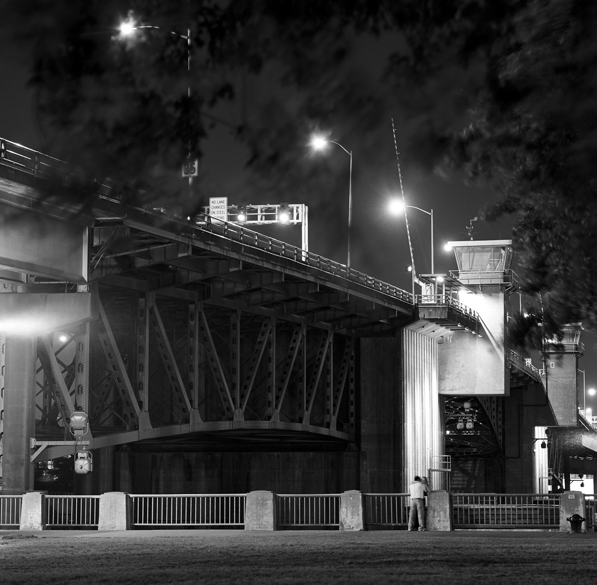 Morrison Bridge, Portland, Oregon