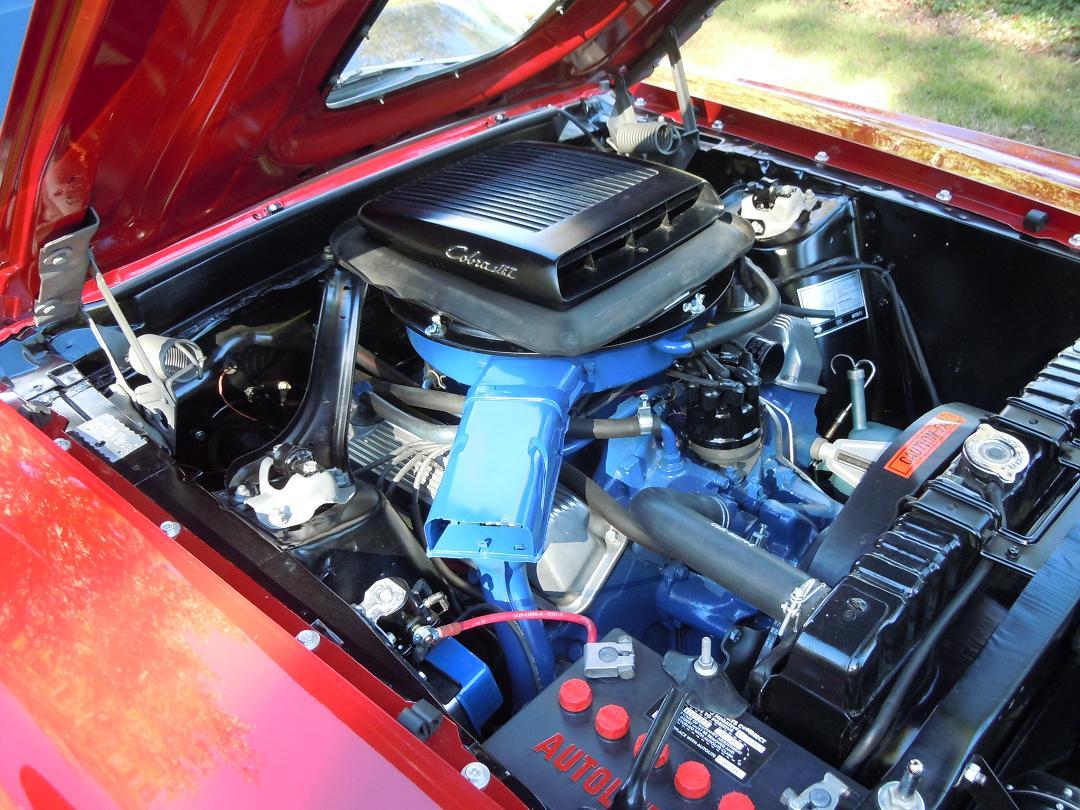 428 Cobra Jet Mach 1 Mustang