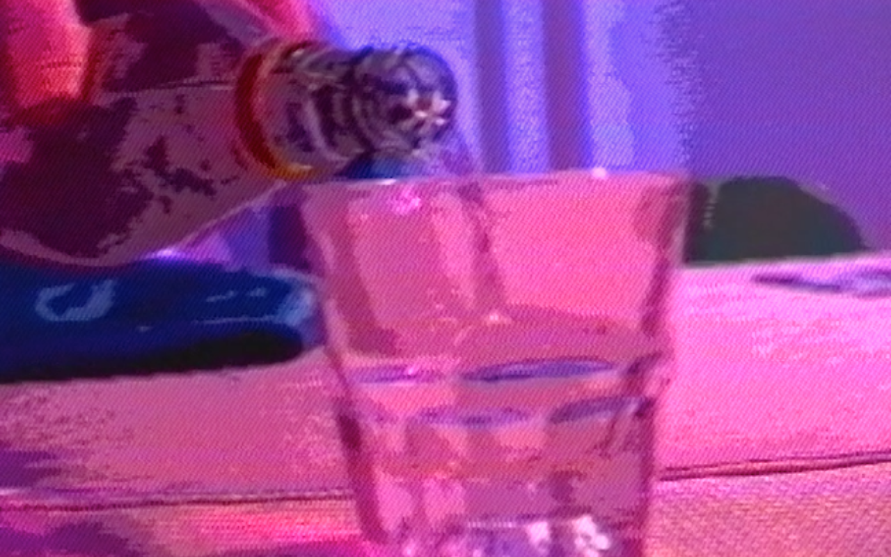 still from  Sherman Acres , 1992, video