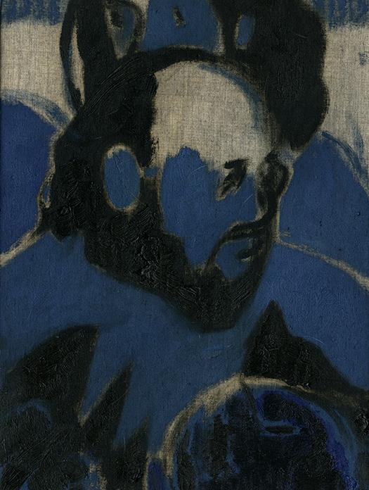 Anthony Cudahy - Blue A.G.