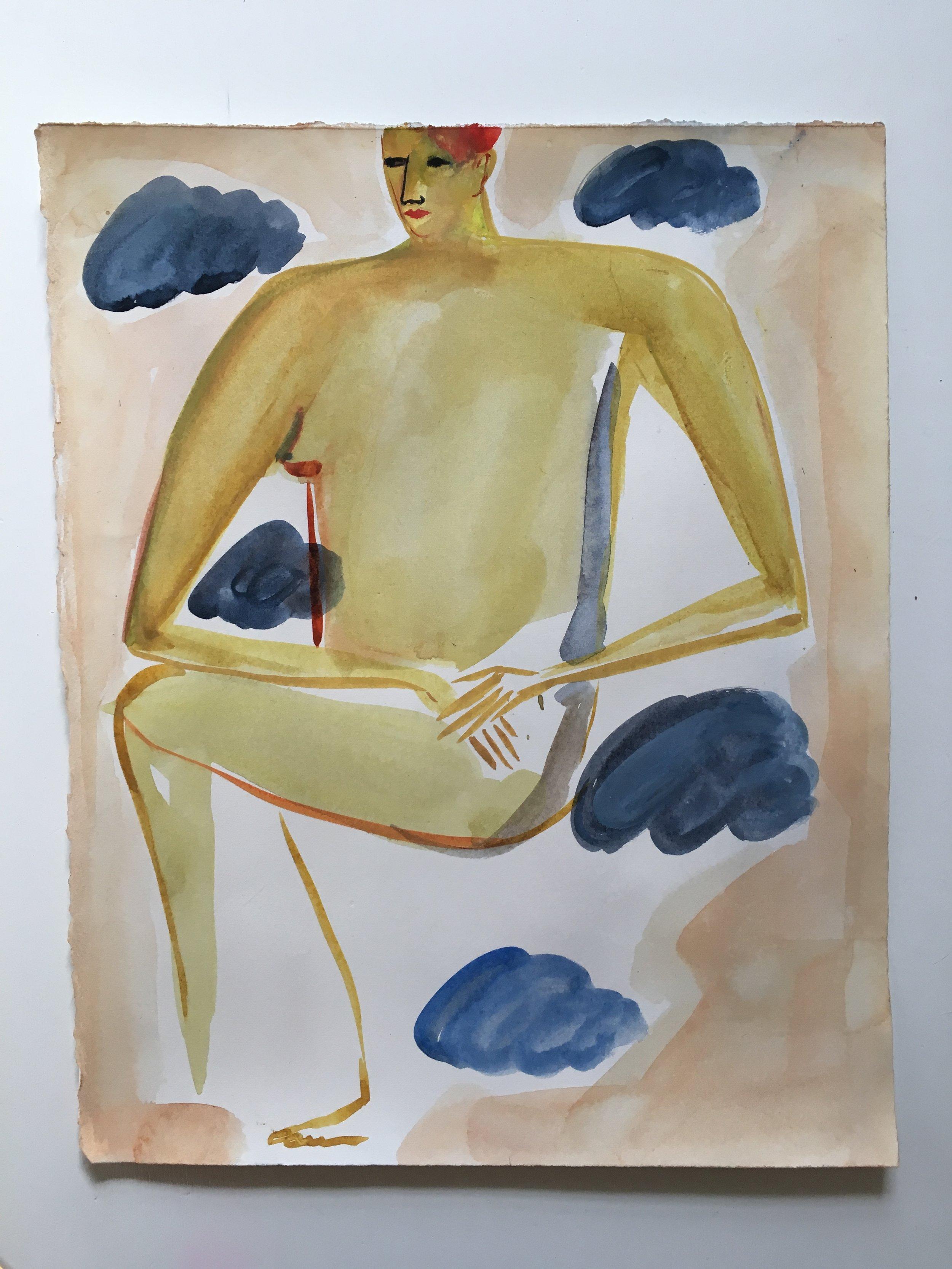 Eve Ackroyd - Clouds