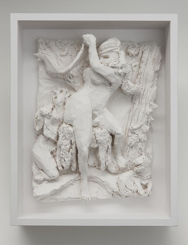 Kyle Staver - Diana Ceramic Relief