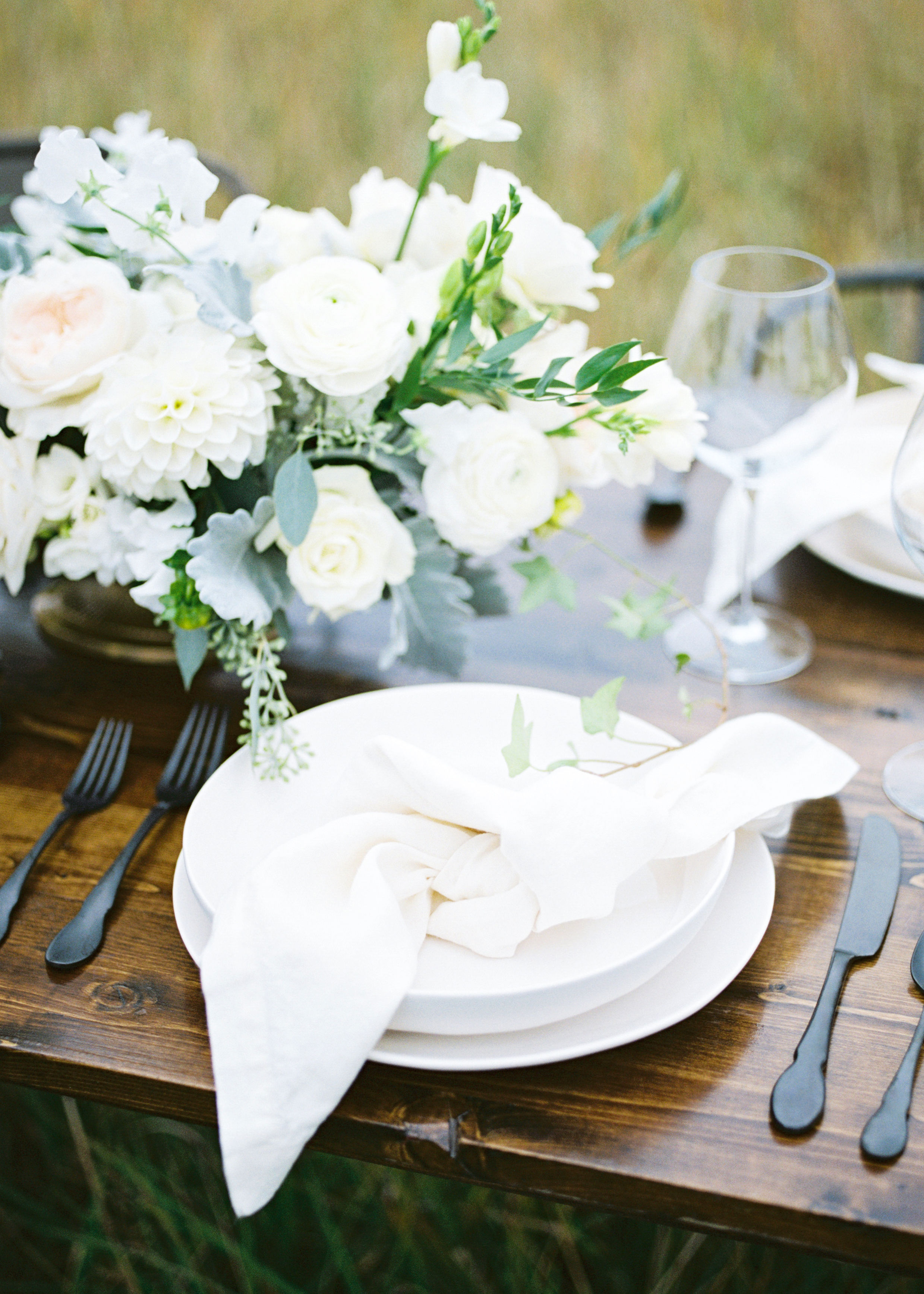 Styled Table Design