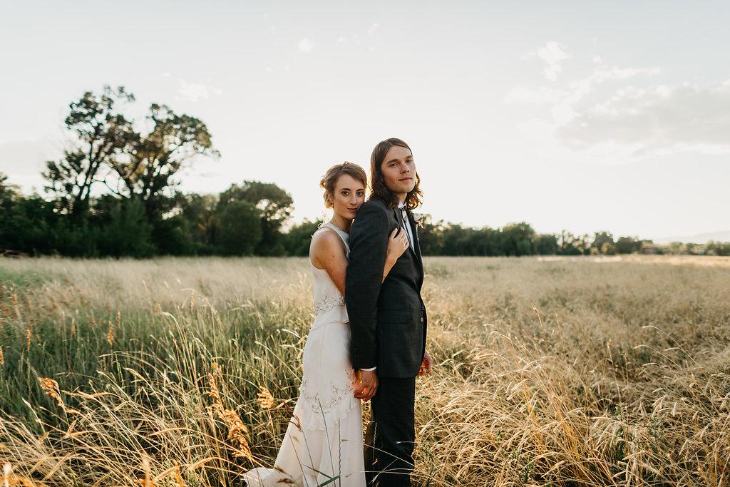 Colorado Wedding Day