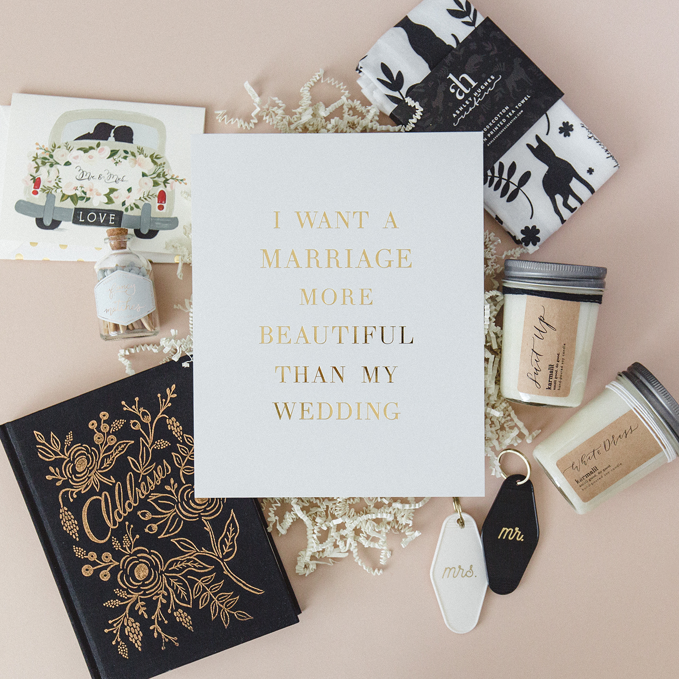 Wedding Day Gifts