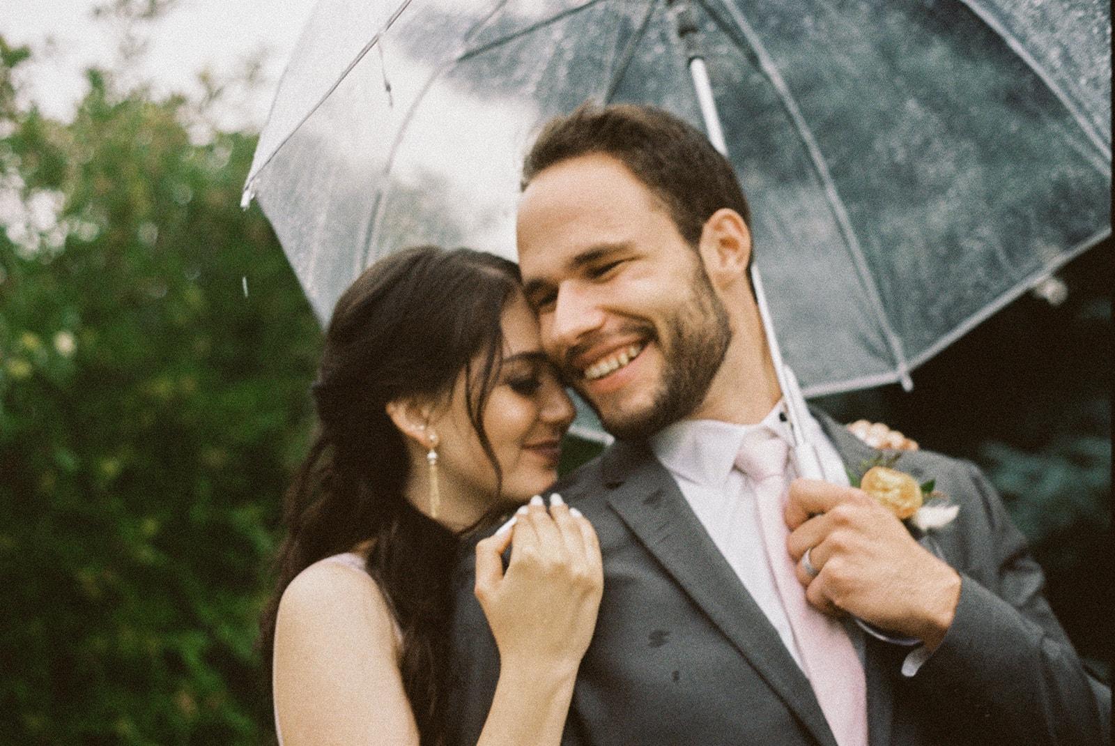 Rainy-Colorado-Wedding-Day