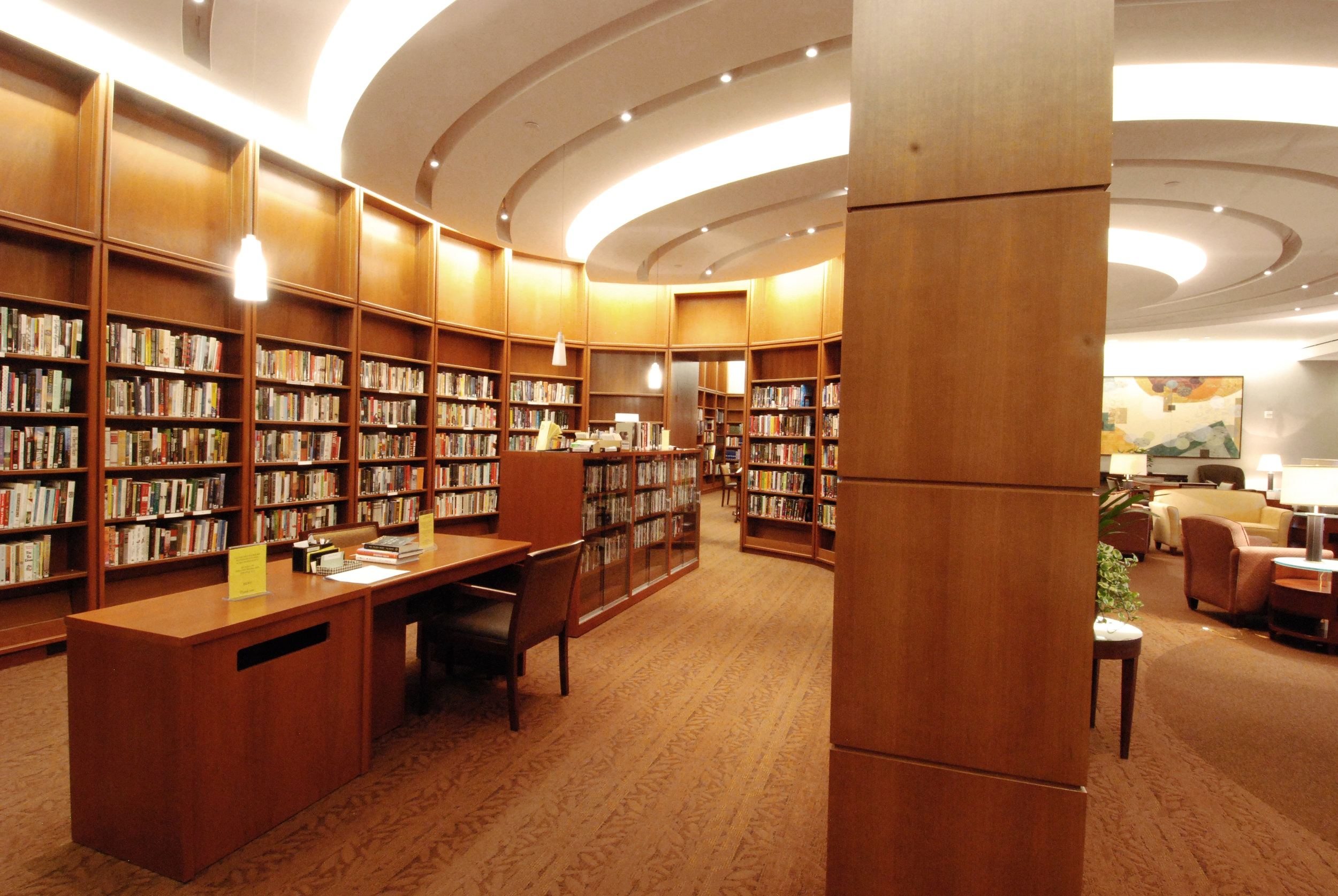 Sequoias Library
