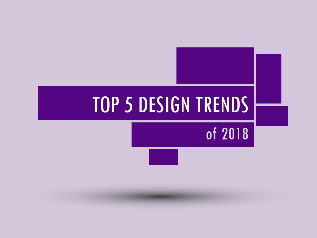 Top 5 Commercial Design Trends
