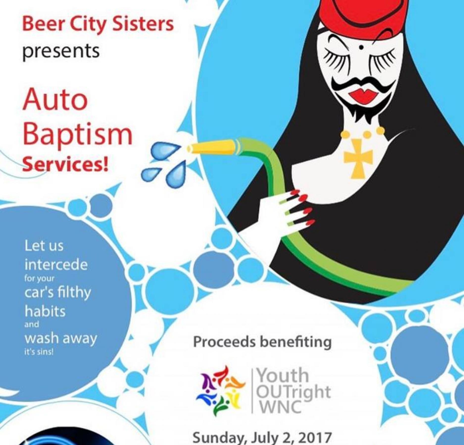 July 2, 2017 - Auto Baptism Services